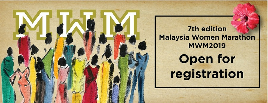 Malaysia Women Marathon 2019