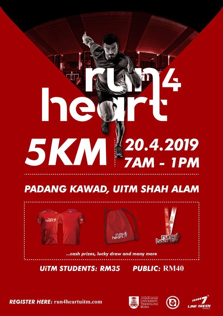 Run4Heart UiTM 2019