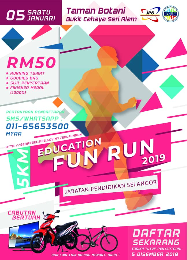 Education Fun Run 2019