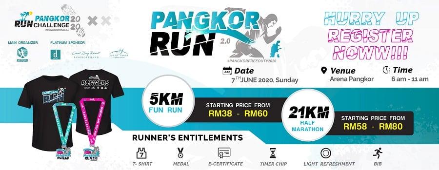 Pangkor Run 2.0 2020