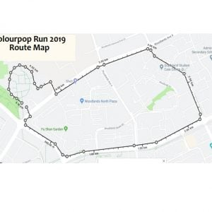 Colourpop Run 2019