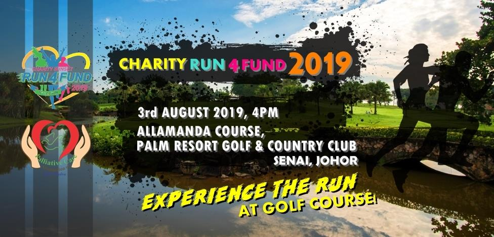 Palm Resort Charity Sunset Run4Fund 2019