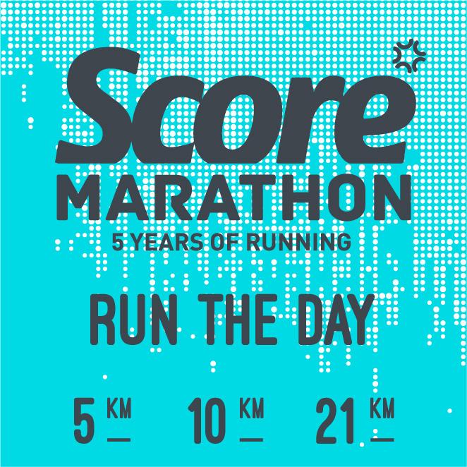 Score Marathon 2019- Run The Day