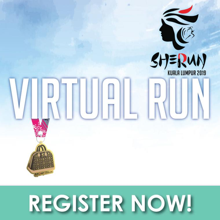 Logo of SHERUN KL Virtual Run 2019