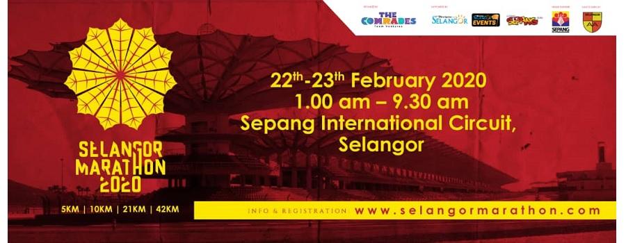 Selangor Marathon 2020