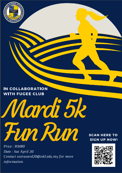 ISKL Cross Country 5km Mardi Trail Run 2019