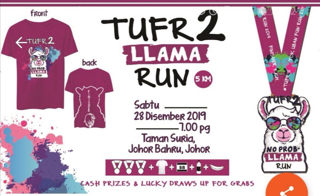 Turf 2 Llama Run 2019