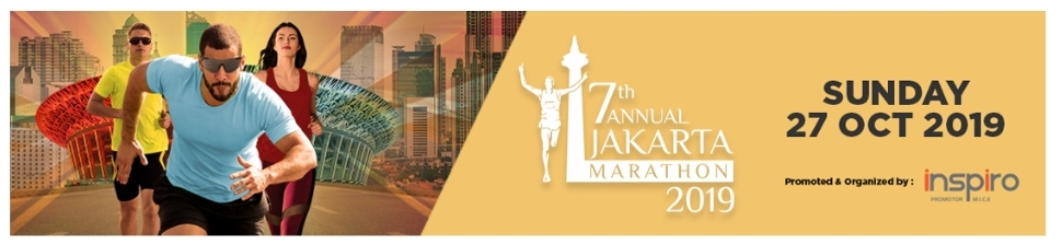 The Jakarta Marathon 2019