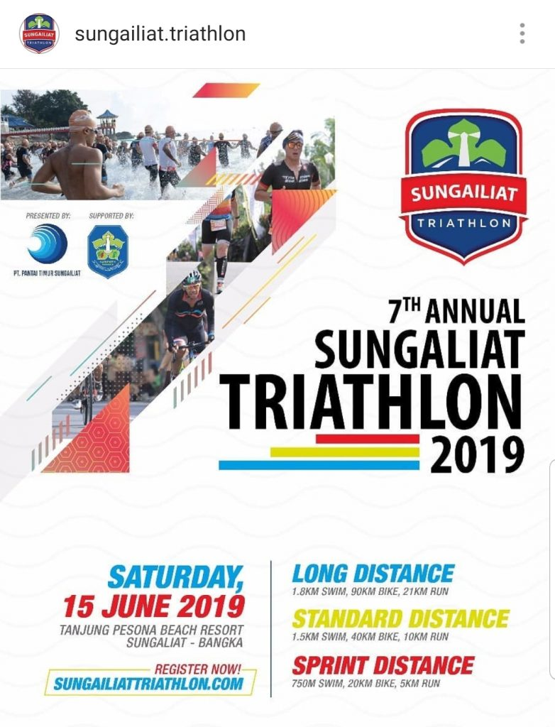Sungailiat Triathlon 2019