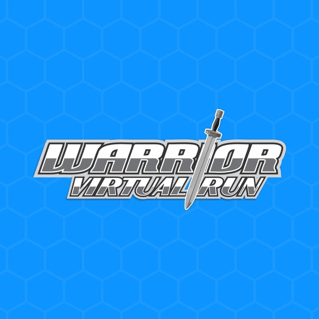 Logo of Warrior Virtual Run 2020 (Taekwon-Do Series)