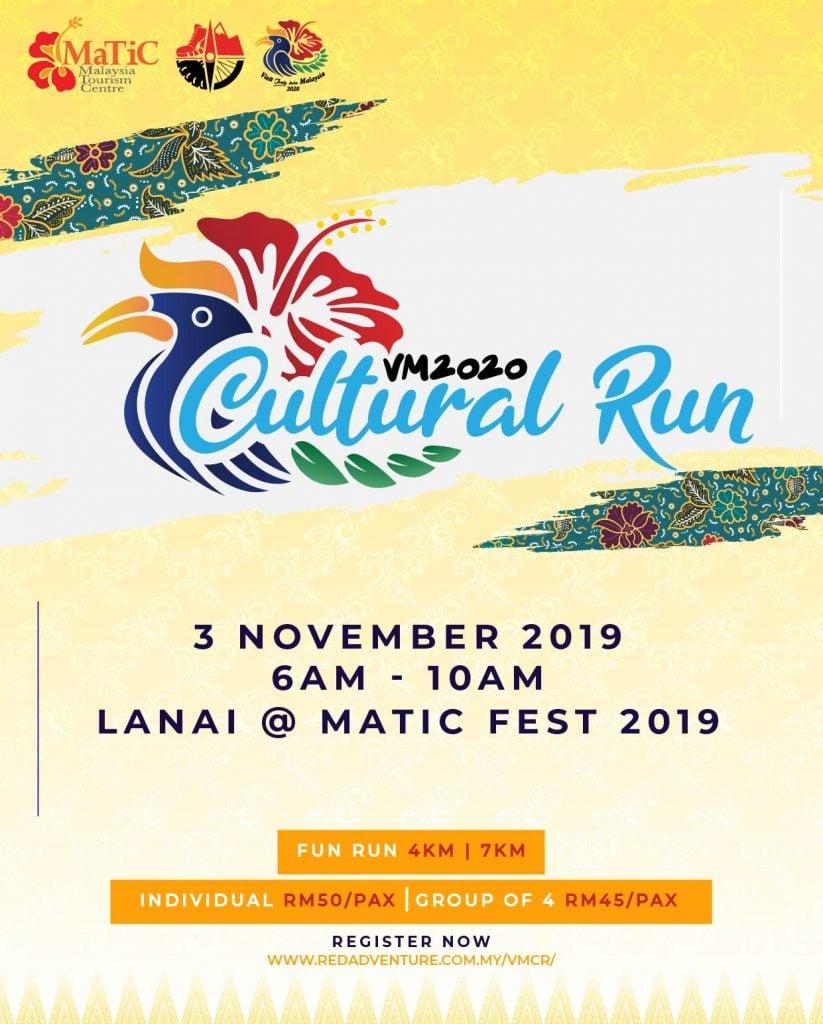 VM2020 Cultural Run 2019