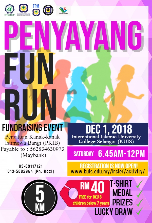 Penyayang Fun Run 2018