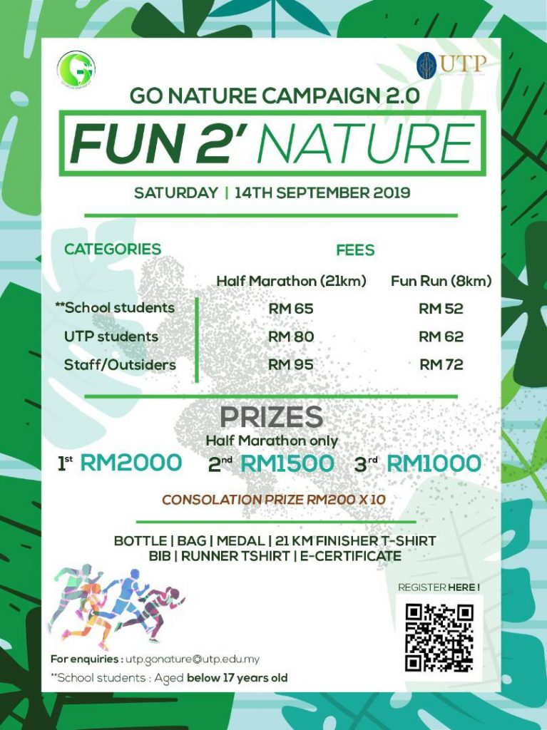 Go Nature Campaign: Fun 2 Nature 2019