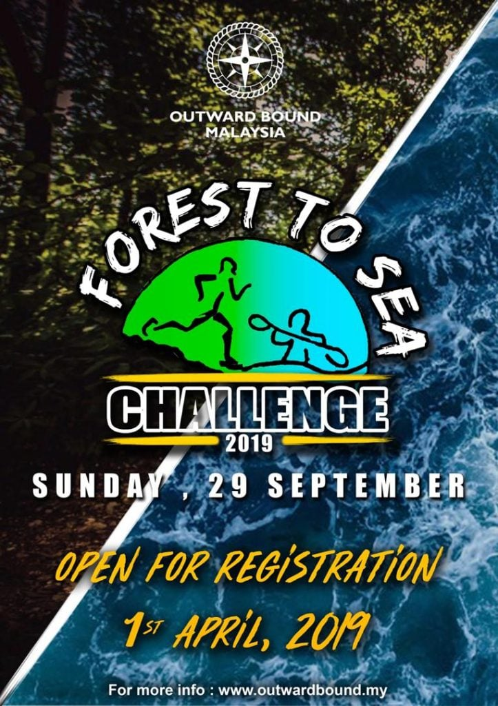 Forest To Sea Challenge 2019