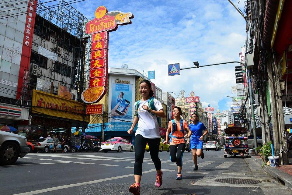 Bangkok Old Town Run 2020