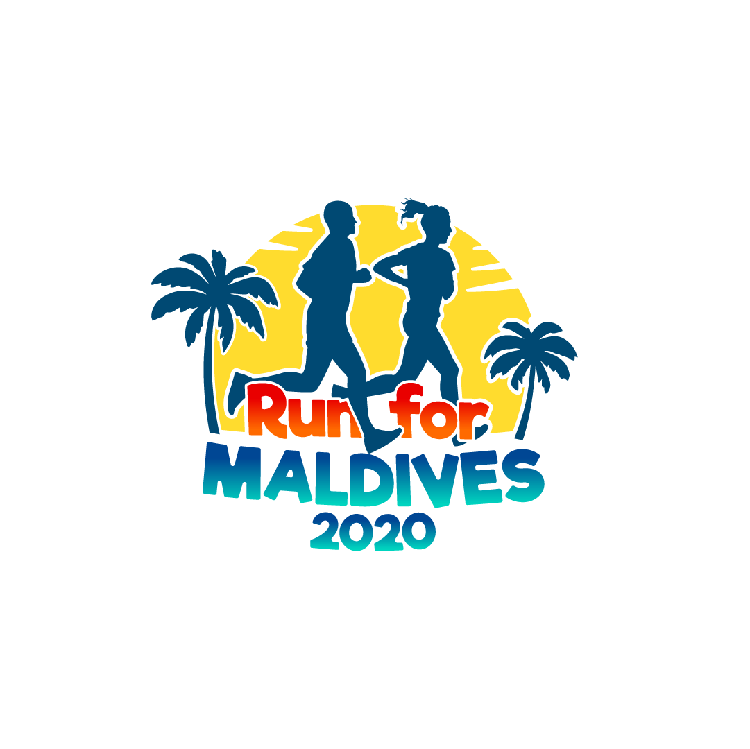 Logo of Run For Maldives 2020