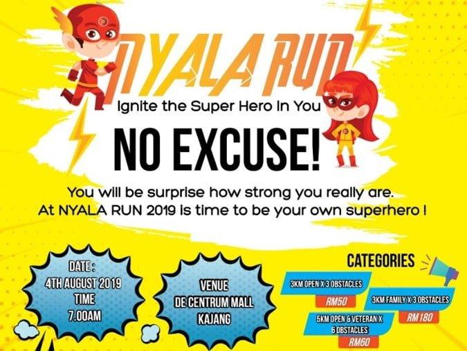 Nyala Run 2019