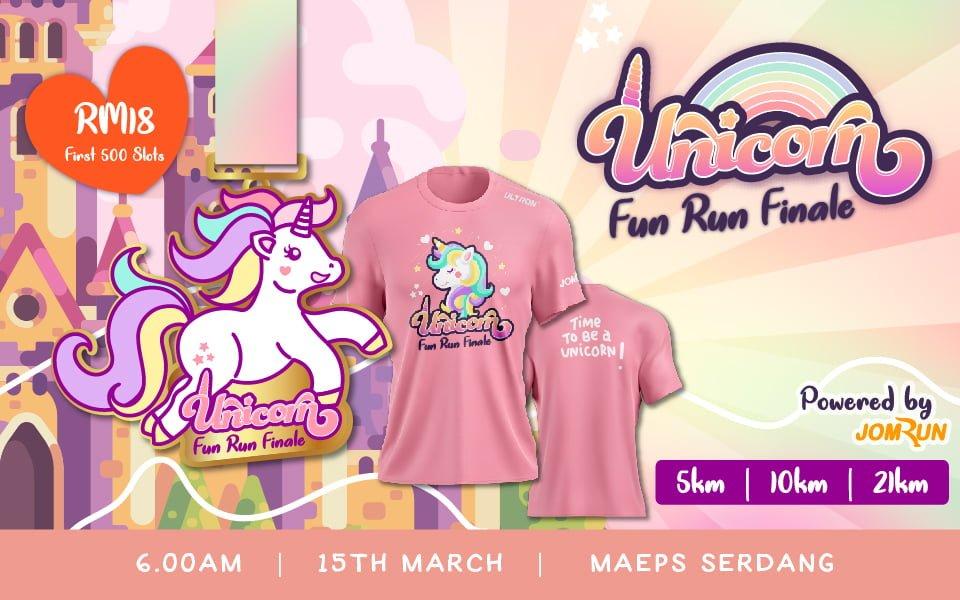 Unicorn Fun Run Finale 2020