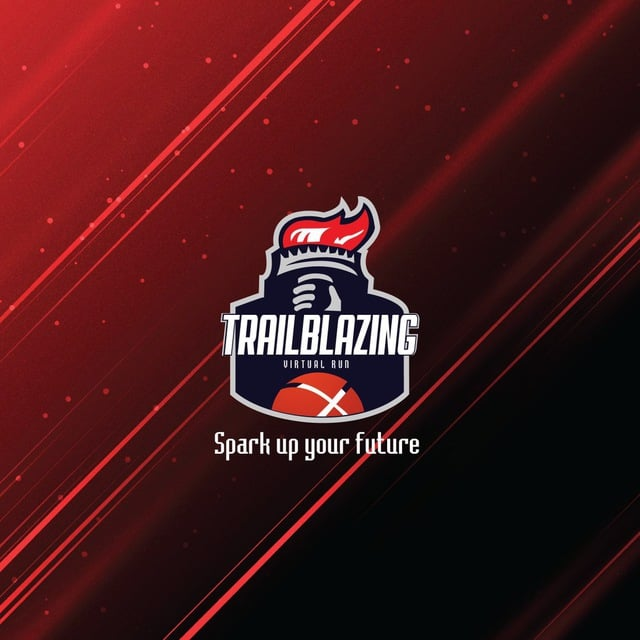 Logo of Trailblazing Virtual Run: Spark Up Your Future 2019