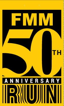 FMM 50th Anniversary Run 2019
