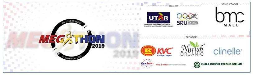 UTAR Megathon Charity Run 2019