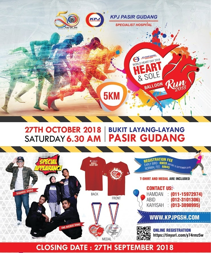 Heart & Sole Fun Run 2018