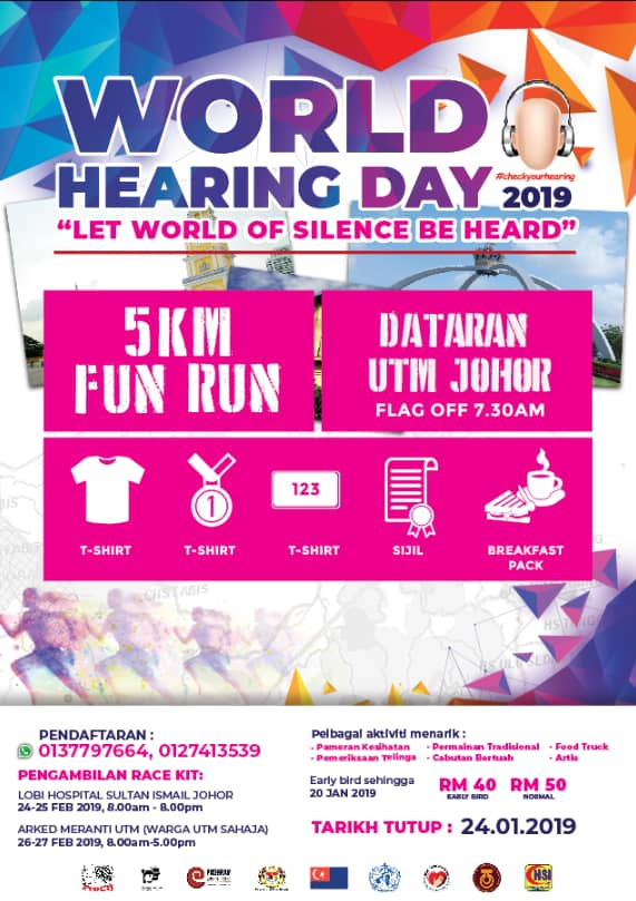 World Hearing Day 2019