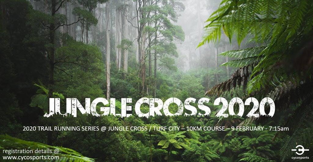 Jungle Cross 2020 Trail Run Series