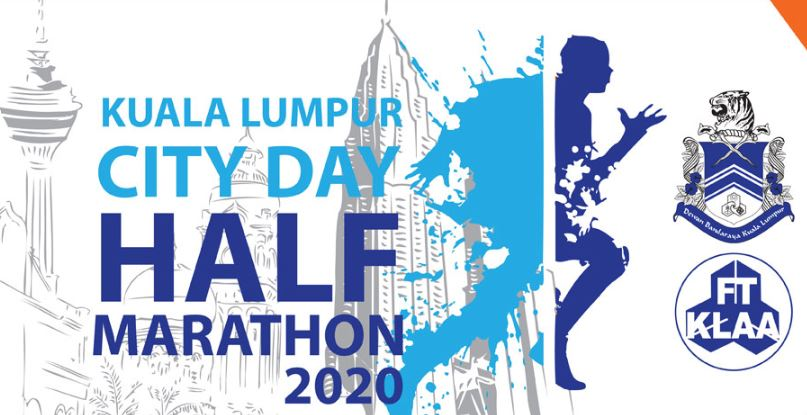 Kuala Lumpur City Day Half Marathon 2020