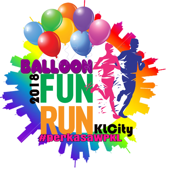 Balloon Fun Run 2018, KLCity