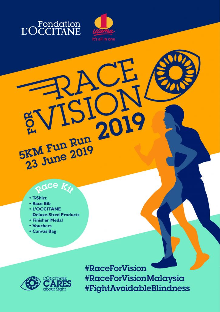 Race For Vision 2019