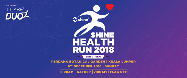 Shine Health Run 2018