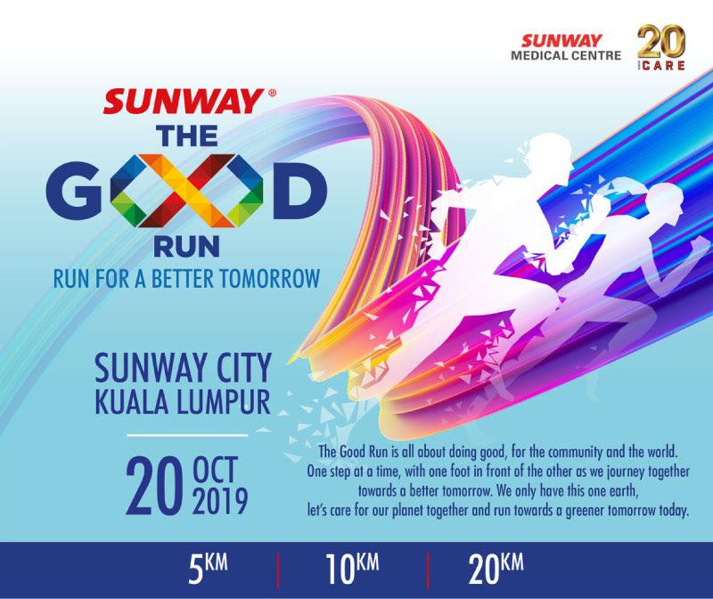 Sunway The Good Run 2019