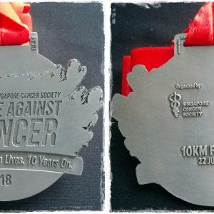 Singtel – Singapore Cancer Society Race Against Cancer 2018