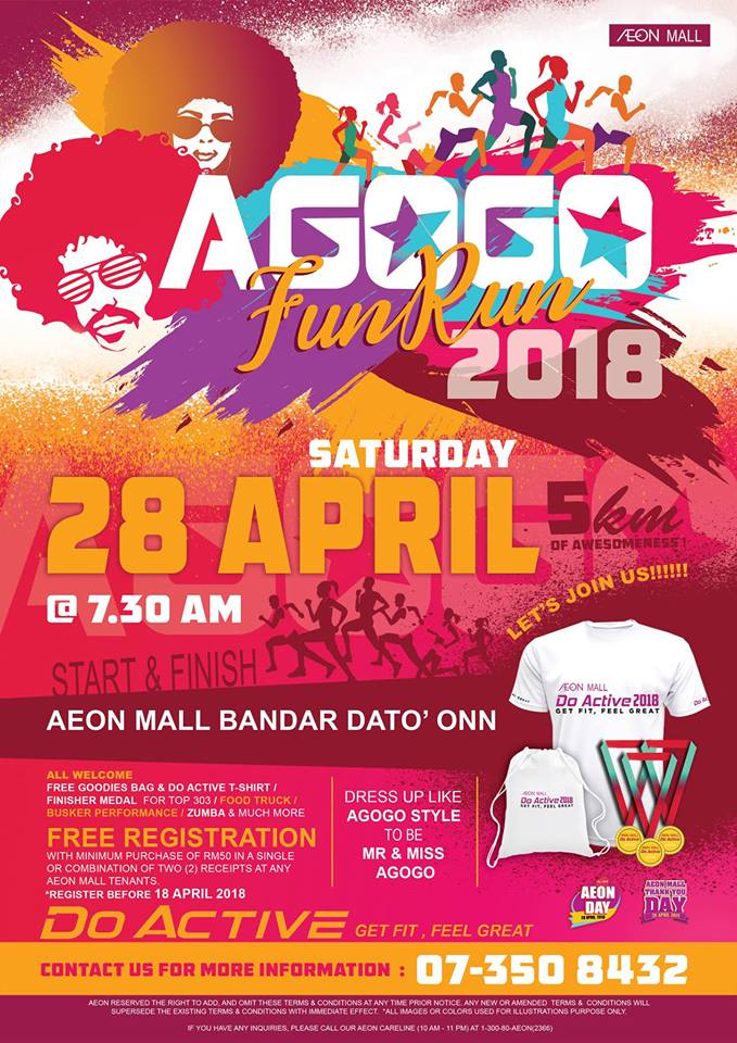 Agogo Fun Run 2018