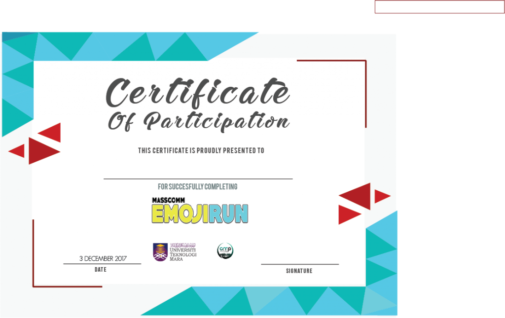 E Certificate Verification - Best Design Sertificate 2018