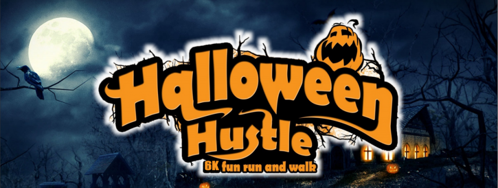 Halloween Hustle 6K Run and Walk 2018