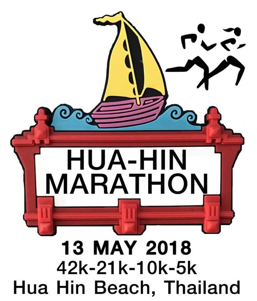Hua Hin Marathon 2018