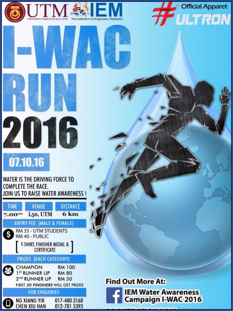 I-WAC Run 2016