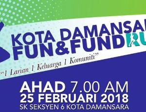 Kota Damansara Fun & Fund Run 2018