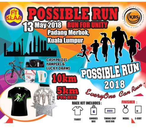 KL Possible Run 2018