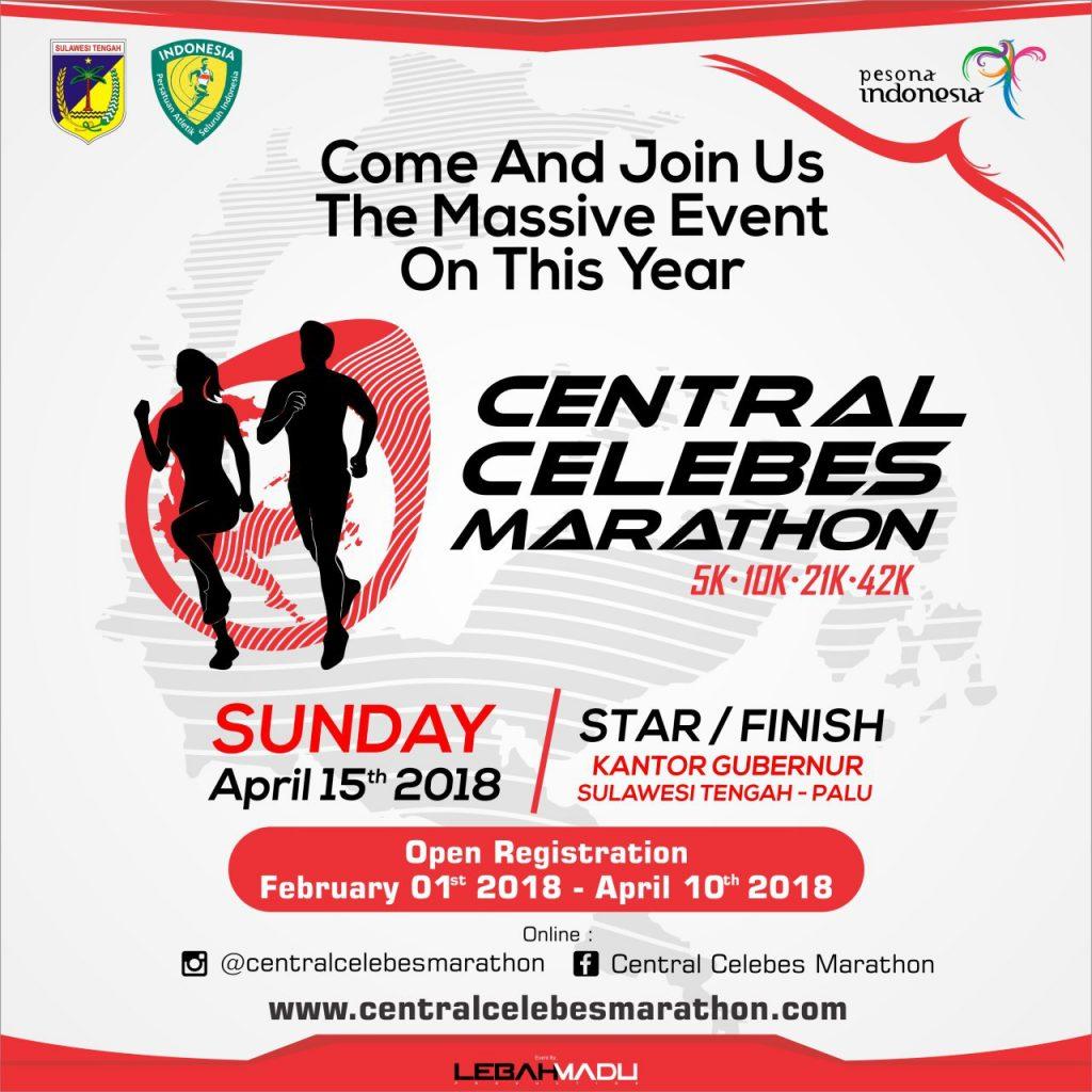 Central Celebes Marathon 2018
