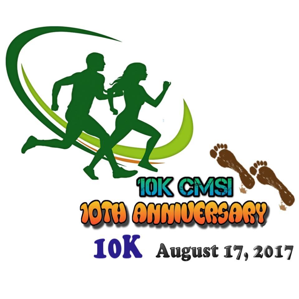 10K-CMSI Anniversary Run 2017