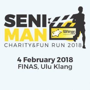 Seniman Charity & Fun Run 2018