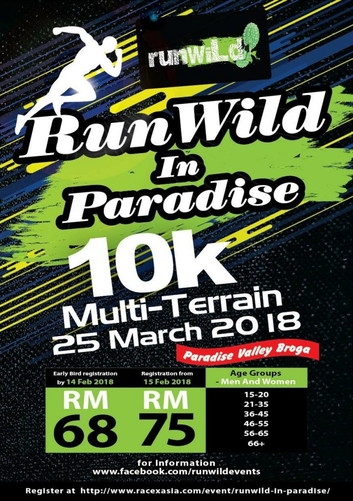 RunWild In Paradise 2018