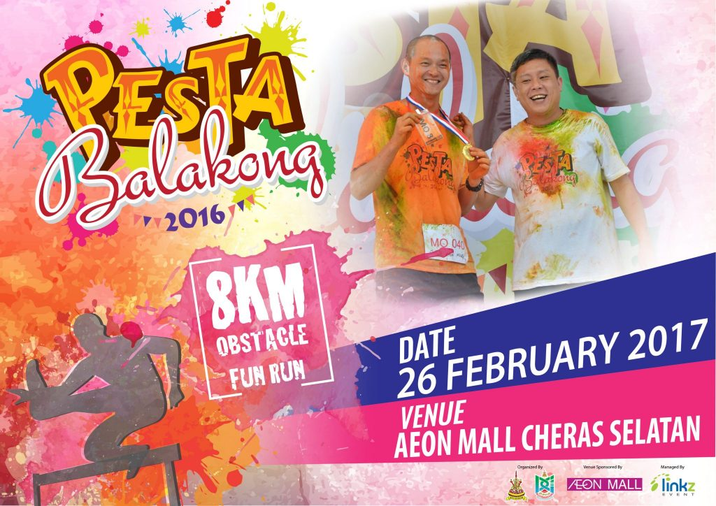 Pesta Balakong Run 2017