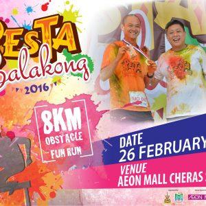 Pesta Balakong Run 2017