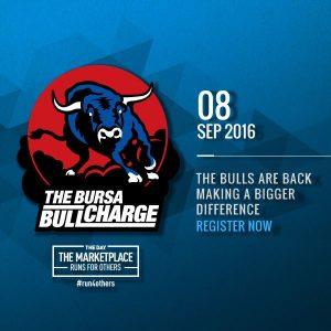 The Bursa Bull Charge 2016