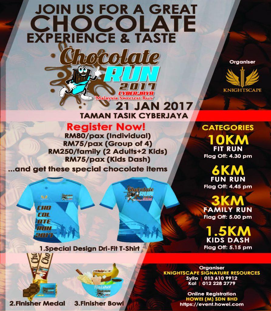 Chocolate Run 2017
