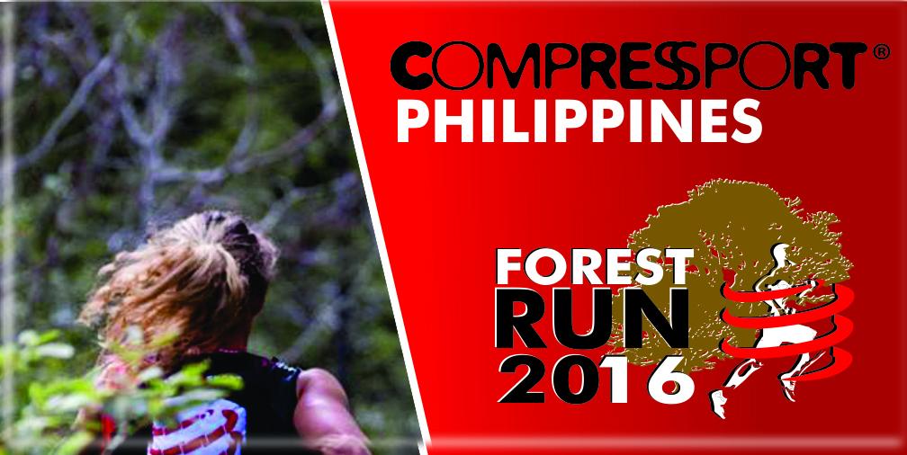 Compressport Forest Run 2016